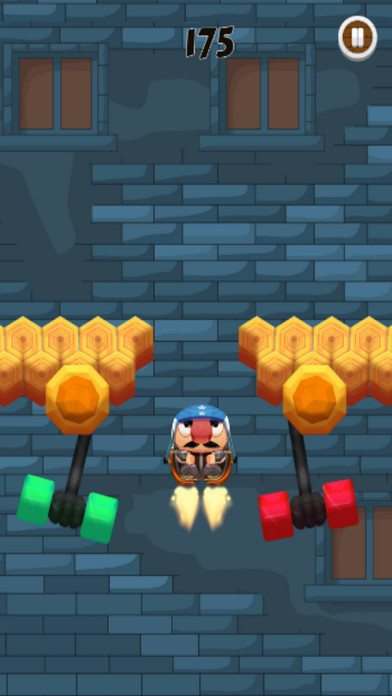 Super Human Cannonball screenshot 3