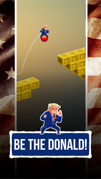 Ultimate Trump Jump screenshot 2