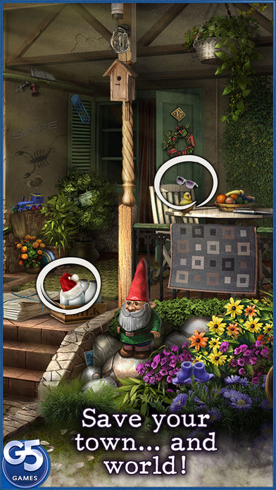 Screenshot #10 for Letters From Nowhere®: A Hidden Object Mystery