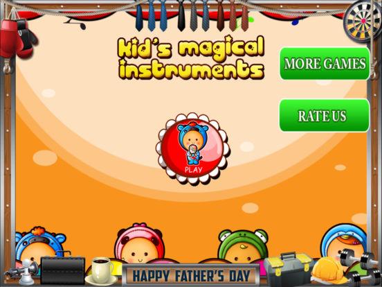 Kids Magical Instruments Pro Screenshots