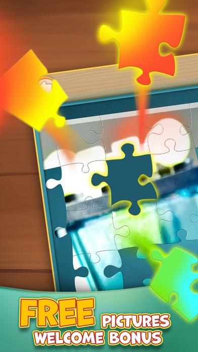 jigsaw puzzle mania