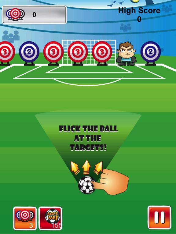 World Soccer Superstar Pro! screenshot 7