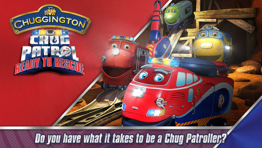 Chug Patrol: Ready to Rescue - Chuggington Book Screenshots