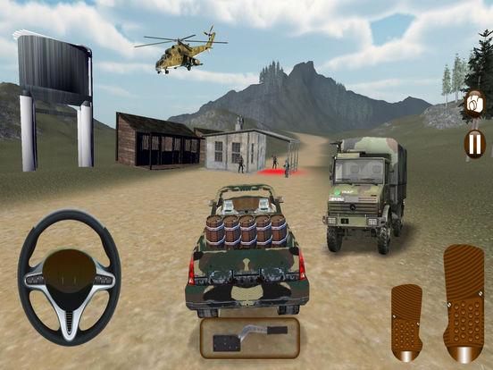 Army Drive Transport Cargo screenshot 9