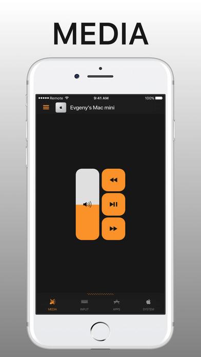 Remote Control Pro for Mac Screenshots