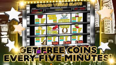 Screenshot 4 casino slots machine — классический пятибарабанный