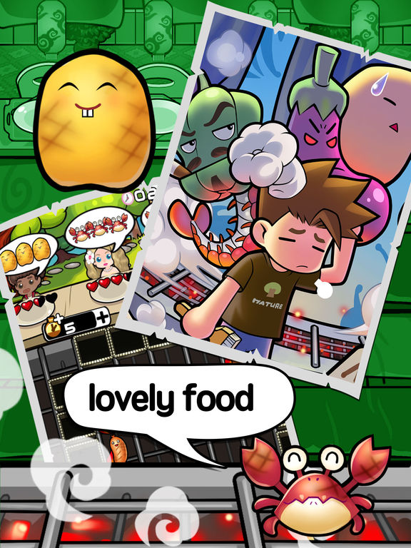 Happy BBQ 3- fun games to pass the time Screenshots