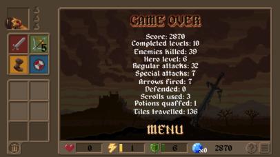 Rogue Knight: Infested Lands screenshot 5