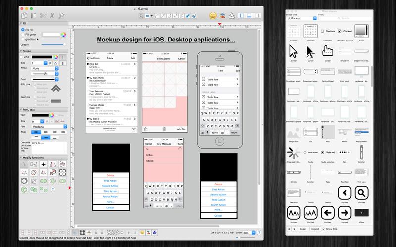 VisualDesigner for Mac