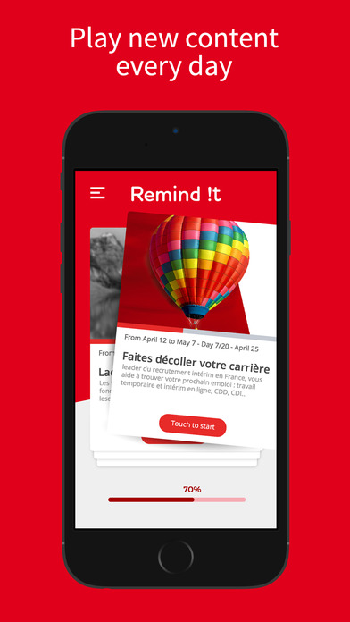 Remind It! by Adecco Training screenshot 1
