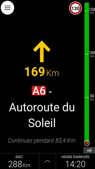 CoPilot France - GPS Navigation & Offline Maps Screenshots