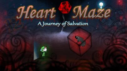 Heart Maze screenshot 1