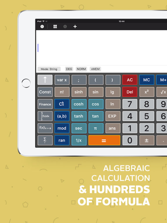 Calculator : Scientific Calculator Unit Converter Screenshots