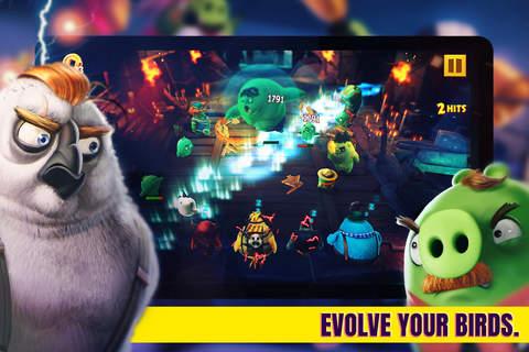 Angry Birds Evolution screenshot 2
