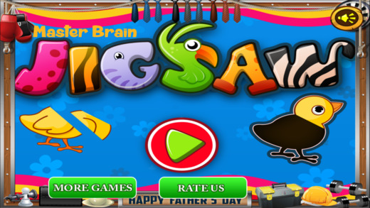Jigsaw - Preschool Puzzles for kids Pro Screenshot