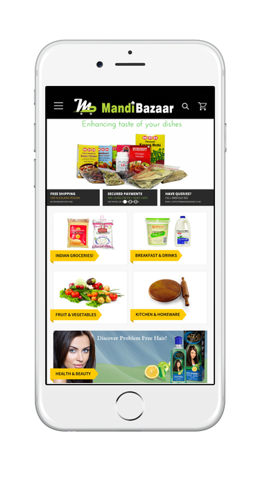 Mandi Bazaar screenshot 1