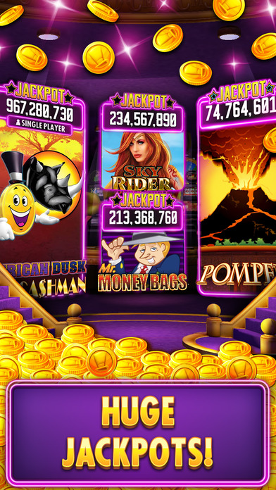 Screenshot 3 Cashman Casino — Casino Slots Games
