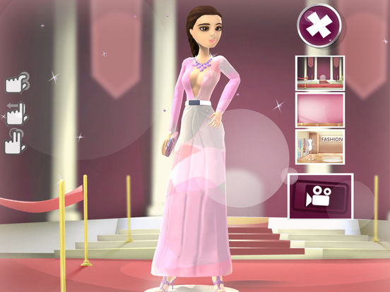 App Shopper Red Carpet 3d Dress Up Game Fashion Makeover