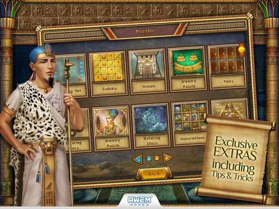 Screenshot #5 for Cradle of Egypt