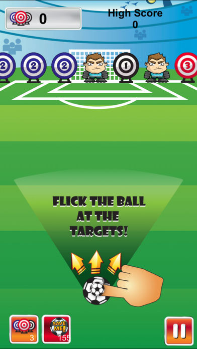 World Soccer Superstar Pro! screenshot 2