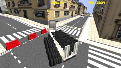 Driver Truck Cargo 3D screenshot 1