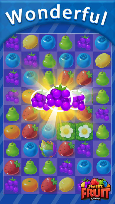 Sweet Jelly Candy screenshot 1