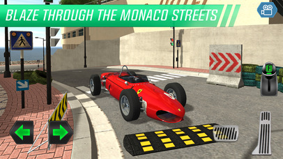 Sports Car Test Driver: Monaco Trials screenshot 3