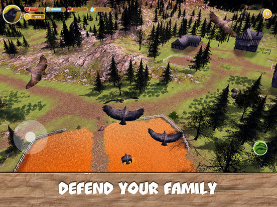 Wild Bird Survival Simulator Full screenshot 8