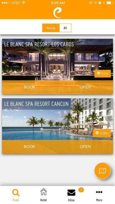 Le Blanc Spa Resort Information