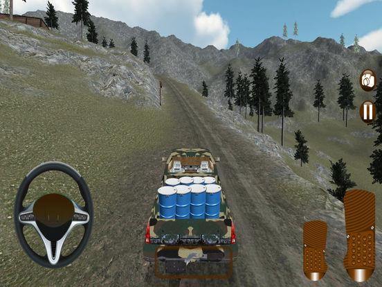 Army Drive Transport Cargo screenshot 8