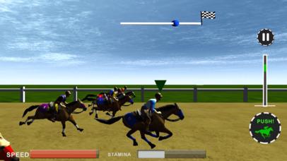 Ultimate Horse Racing:3d screenshot 2