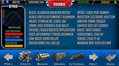 Door Slammers Drag Racing screenshot 5