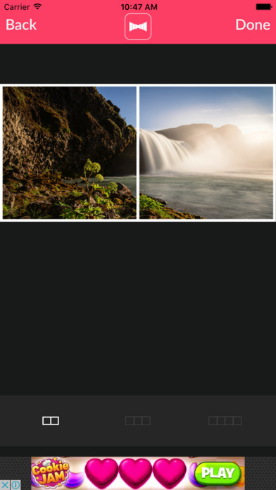 Crop panorama gallery for Instagram - Panogr screenshot 2