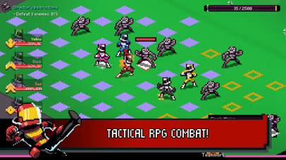 Chroma Squad screenshot 2