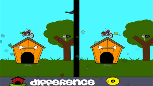 Brain Trainer – Spot The Difference Pro Screenshot