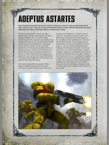 imperial armour index forces of the adeptus astartes pdf