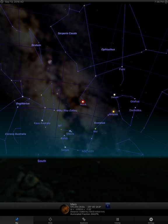 StarMap 3D: Night Sky, Astronomy & Star Guide Screenshots