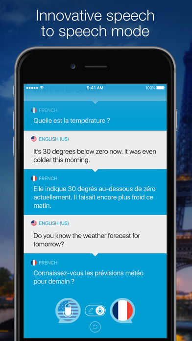 Speak & Translate - Live Voice and Text Translator Screenshots