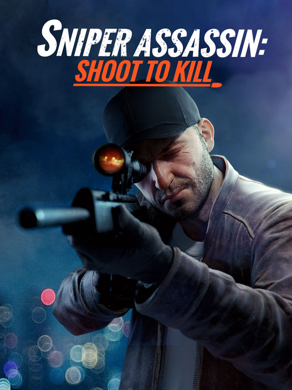 Screenshots of Sniper 3D Assassin Gun Shooter for iPad