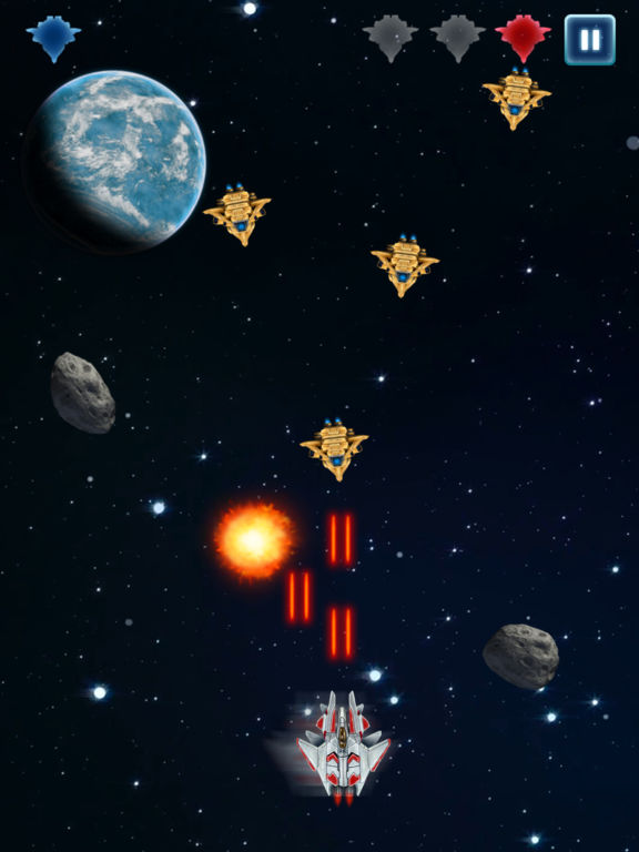 RED STAR DEFENDER screenshot 6