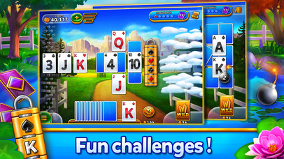 Screenshot 3 Solitaire — Grand Harvest — Classic free card game