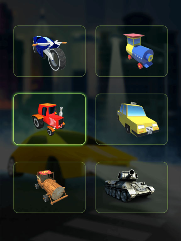 Mini Train Street Rush Pro screenshot 5