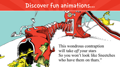 The Sneetches by Dr. Seuss screenshot 2
