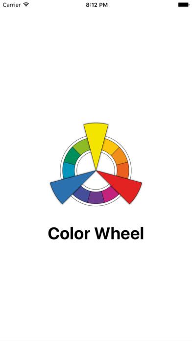 Color Wheel Basic Color Schemes Di App Store