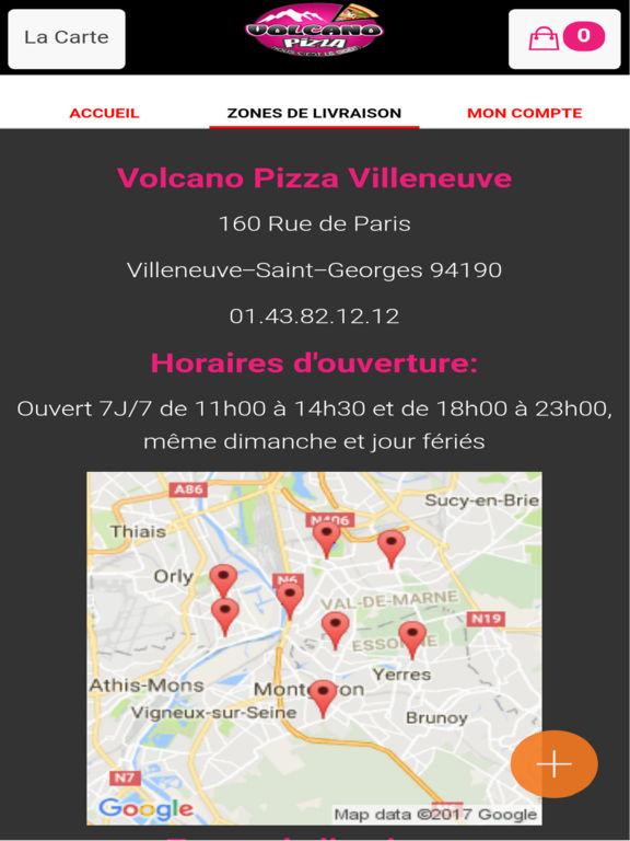 App shopper volcano pizza villeneuve shopping - Top office villeneuve d ascq horaires ...