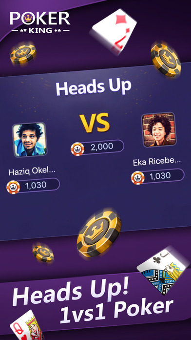 Screenshot 3 Poker King — Texas Holdem