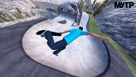 MyTP Skateboarding Screenshot