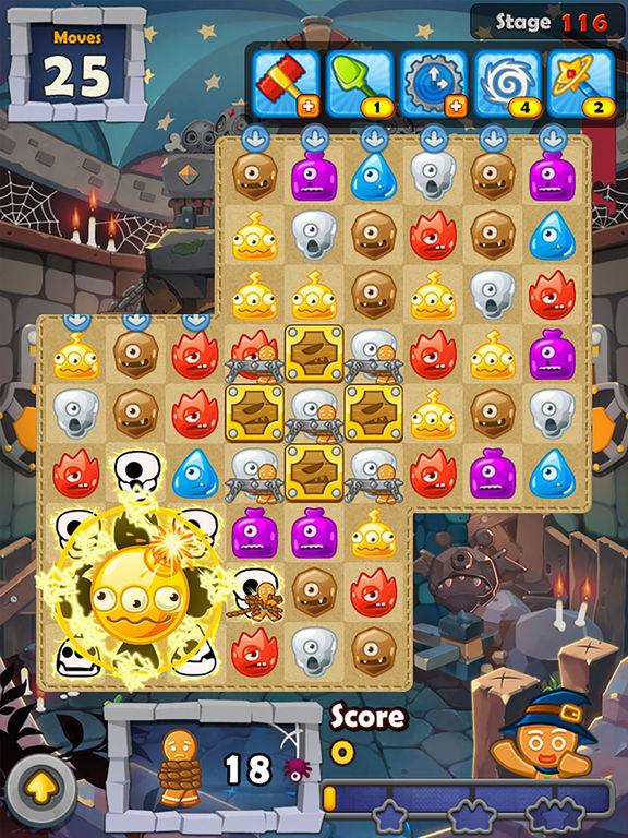 Monster Busters screenshot 10