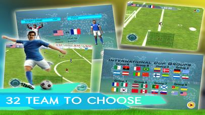 Soccer Cup 2017 Games Ultimate Team Footbal Game App