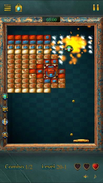 Arcazoid. Full Screenshots